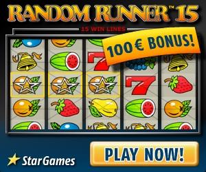 Random Runner 5 Spelen bij Stargames