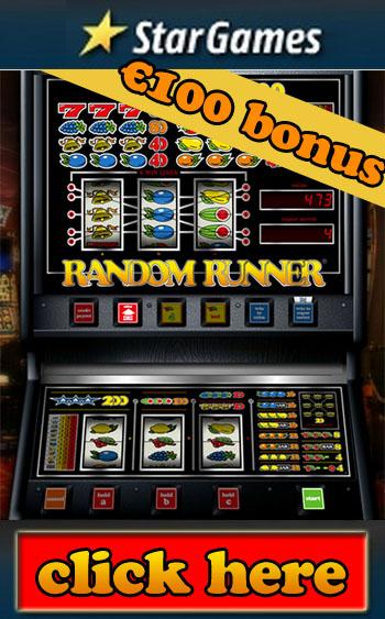 Speel nu op de Random Runner gokkast bij StarGames.